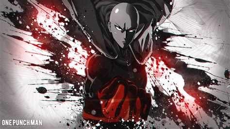 Anime One by Anime One Punch Saitama One Punch Wallpaper