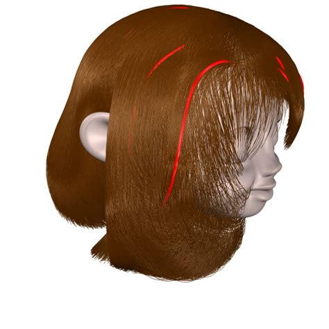 hair images index of shape projects hair images