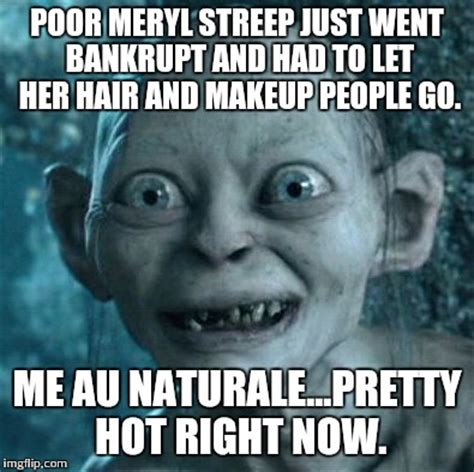 Gollum Memes - the gallery for gt gollum meme no makeup