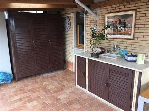 armadio da esterno in alluminio armadi da esterno per tenere ordine in giardino