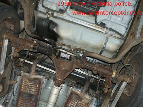 Radiator Assy I Panther 2 3 ford crown exhaust hanger replacement