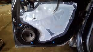 vauxhall opel meriva b rear door panel removal