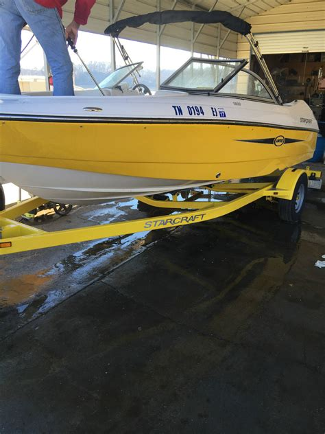 starcraft ski boat starcraft ski fish 2008 for sale for 9 000 boats from