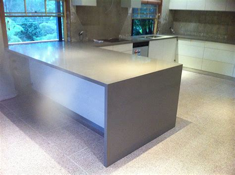 waterfall stone bench tops yx marble natural reconstituted stone kitchen