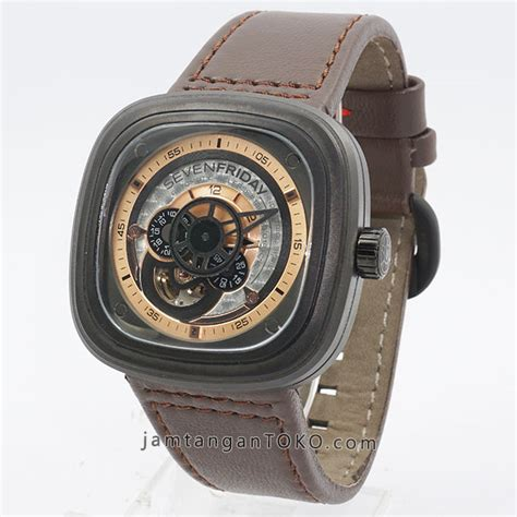 Harga Jam Tangan Merk Rolex Ori harga sarap jam tangan sevenfriday p2 01 clone ori 1 1