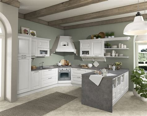 ala cucine rivenditori ala cucine cucina carlotta versione decap 232 bianco scontato