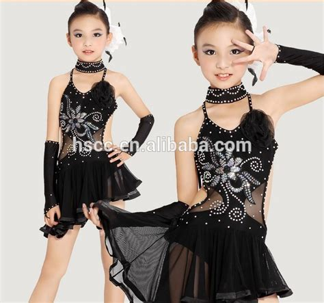 Dress Shanghai Salsa factory price performance clothes salsa