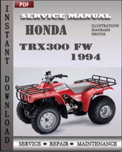 1998 honda foreman 450 es owners manual 28 05 honda 350 rancher es repair manual 123209