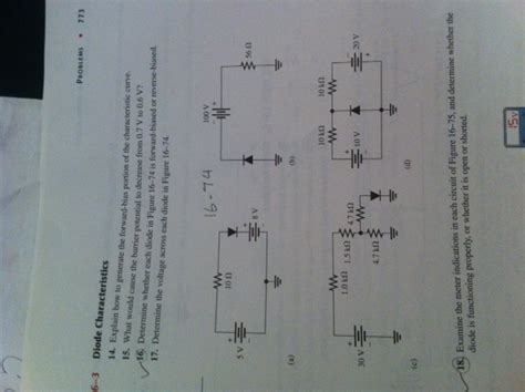 aplikasi transistor c945 what is diode answer in 28 images in the circuit below the zener diode characterist chegg i