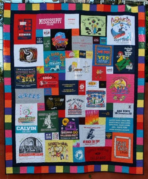 Cool T Shirt Quilts by 1000 Images About T Shirt Quilts With Border On