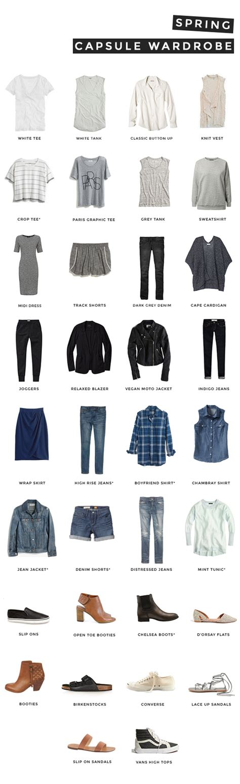 How To Make A Capsule Wardrobe by How To Create A Capsule Wardrobe The Everygirl