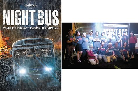 night bus film trailer film night bus andalkan karakter kuat