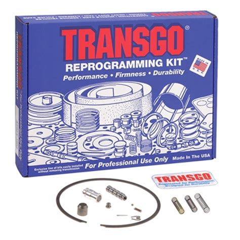 5r110w Hd2 Performance Programming Kit Transgo Shift Kit