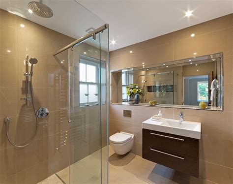 New Bathrooms by Modern Bathroom Designs Interior Design Design News And