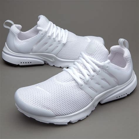 Nike Presto 2 22 mens nike air presto all white