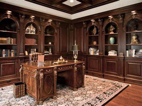 victorian style home office old world library decor old world gothic and victorian