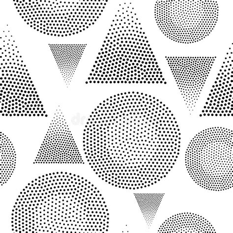 response pattern in french vector geometric seamless pattern stock vector