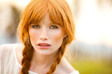 red headed woman freckles i love redheads page 325 stormfront