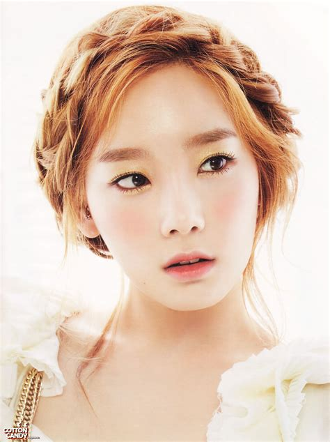haircut and style magazine taeyeon high cut magazine hd snsd world