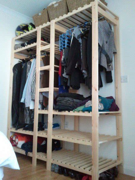 Diy Wooden Wardrobe by 23 Astonishingly Easy Woodworking Project For Beginners