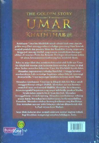 Buku Sahabat Nabi The Golden Story Of Umar Bin Khattab Indonesia bukukita the golden story of umar bin khaththab