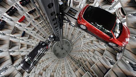 Multi Unit Apartment Floor Plans 57 Story Porsche Designed Highrise Features Car Elevator