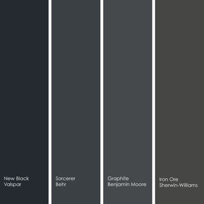 behr paint colors black bathed in color when to use black in the bath
