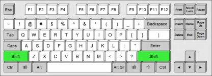 keyboard layout template best photos of printable keyboard layout template