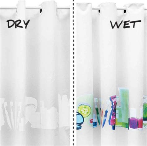 Shower Curtains Nerdy Homes Decoration Tips