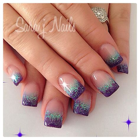 color acrylic nails 25 best ideas about acrylic nail designs on