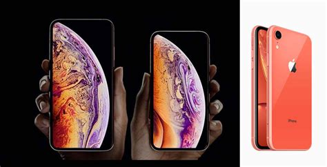 australian pricing and release dates for the iphone xs iphone xs max iphone xsr