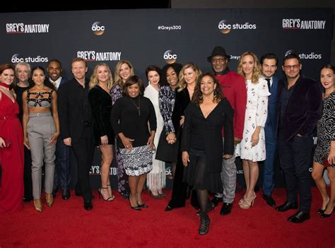 new actor grey s anatomy the grey s anatomy cast doesn t think too many more shows