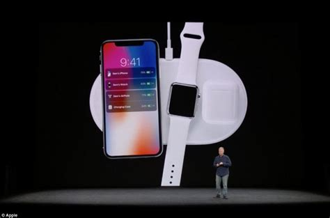 charging iphone with charger iphone x new apple phone has faceid and wireless charging