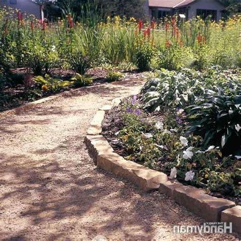 affordable garden path ideas the family handyman garden path ideas photos