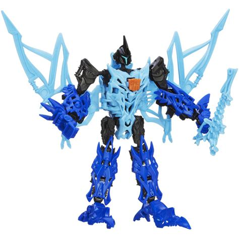 Transformers Dinobots Taikongzhans Strafe transformers age of extinction construct bots dinobots strafe buildable figure walmart