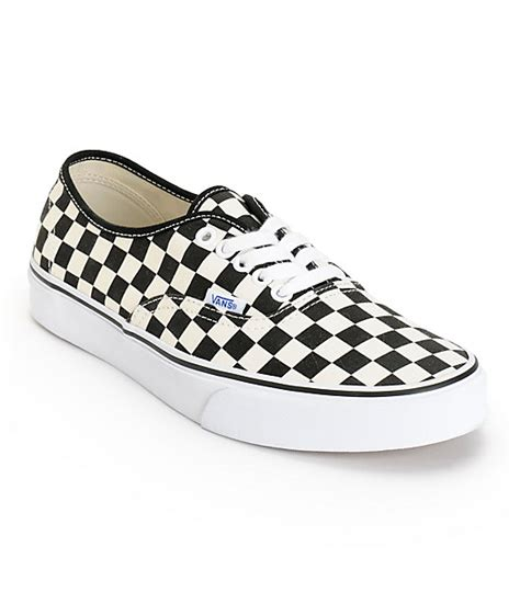 Jual Vans Authentic Checkerboard vans authentic checkerboard skate shoes at zumiez pdp