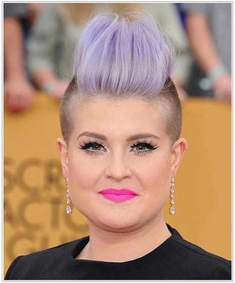 latest haircut for round shaped face the latest hairstyles for round face shapes
