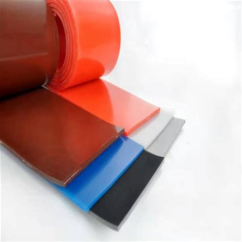 Silicone Roll Pad Rol Silikon Gulungan Silikon Gulungan Kue 0 4mm 0 5 mm 1mm 2mm 3mm silikon gummi ark rull for vakuum trykk produsenter og