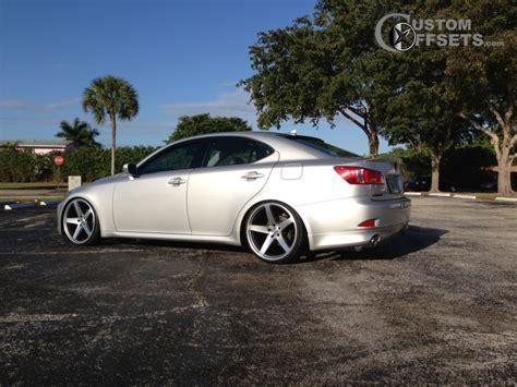 lexus is 250 custom wheels 2010 lexus is250 concavo wheels cw5 lowered on springs