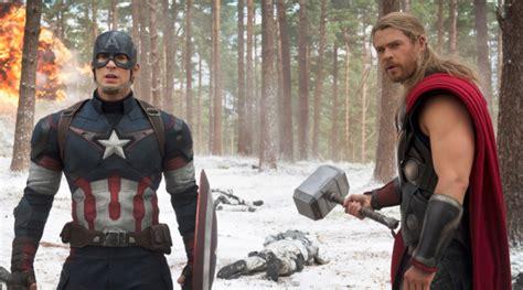 film baru thor terungkap inikah senjata baru captain america dan thor di