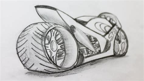 imagenes chidas y faciles para dibujar como dibujar una moto tuning youtube