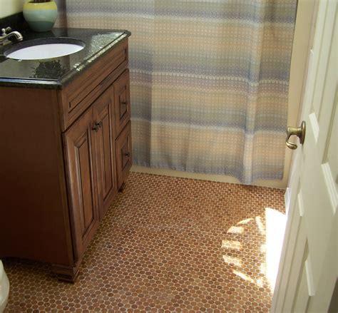 Eco friendly Cork flooring in bathroom   HomesFeed