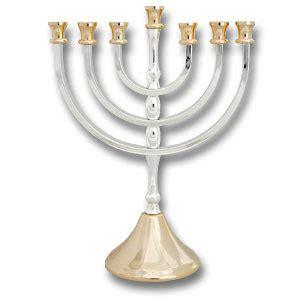 candelabros judios el candelabro de siete brazos menor 225 en clase