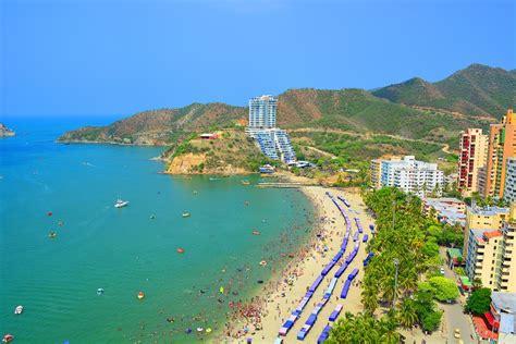 playas de santa marta colombia playas del rodadero rodadero beach santa marta