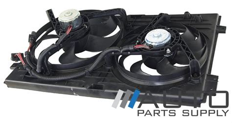 vw golf radiator fan replacement volkswagen vw golf mk4 radiator thermo engine fans 1998