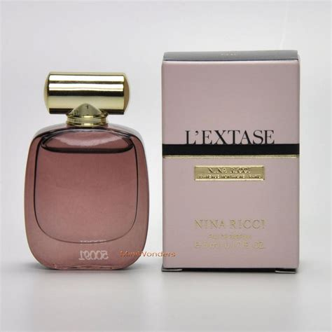 mini perfume ricci l extase eau de parfum ml 0 17 oz
