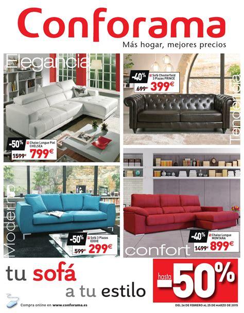 conforama cat logo sofas conforama catalogo conforama catalogo 25febrero 25marzo2015 by