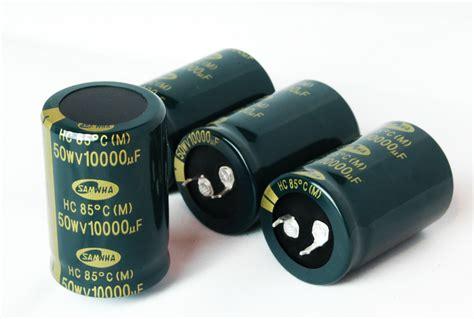 Elco 10000 Uf 50v 10 000 Uf 50v n 4 condensatori elettrolitici 50v 10 000 uf snap in ebay