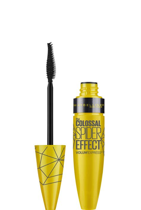 best washable mascara volum express the colossal spider effect washable mascara