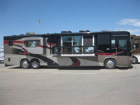 Online Floor Plans 2009 Country Coach Veranda 400 Mt Rainier For Sale